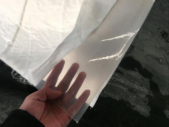 长丝复合土工膜