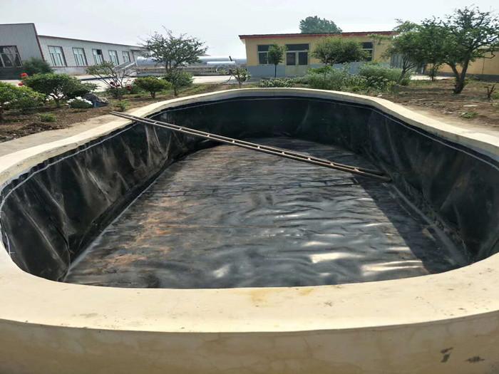蓄水池防渗