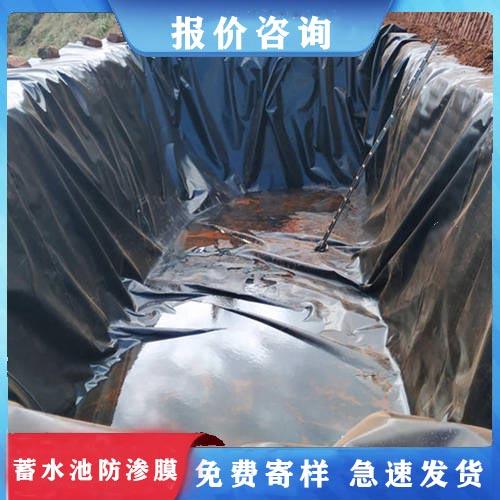 蓄水池专用膜