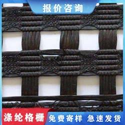 涤纶土工格栅